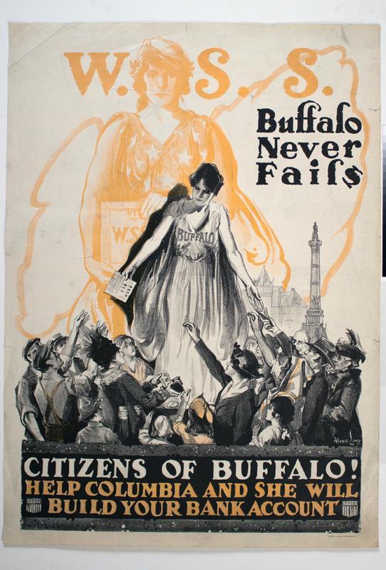 Buffalo Never Fails:  The Queen City and World War I