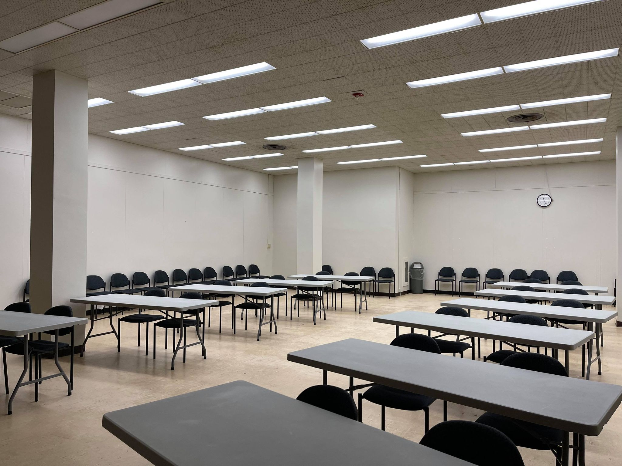 Downtown Central Library – Central Meeting Room