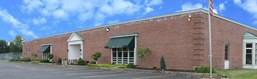 Clearfield Branch Library