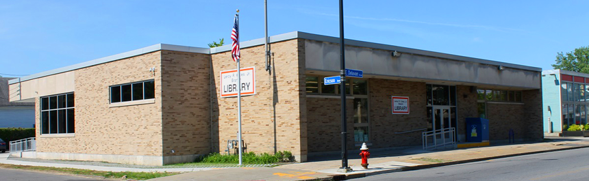 Leroy R. Coles, Jr. Branch Library