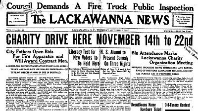Lackawanna News