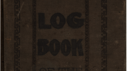 Log Book of the Sketch Club, org. : Aug. 3rd 1910