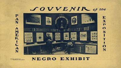 Souvenir of the Pan-American Exposition Negro Exhibit