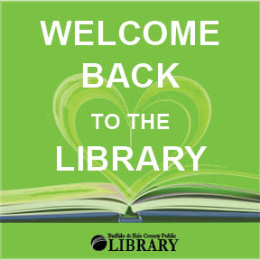 Welcome back to the Library!