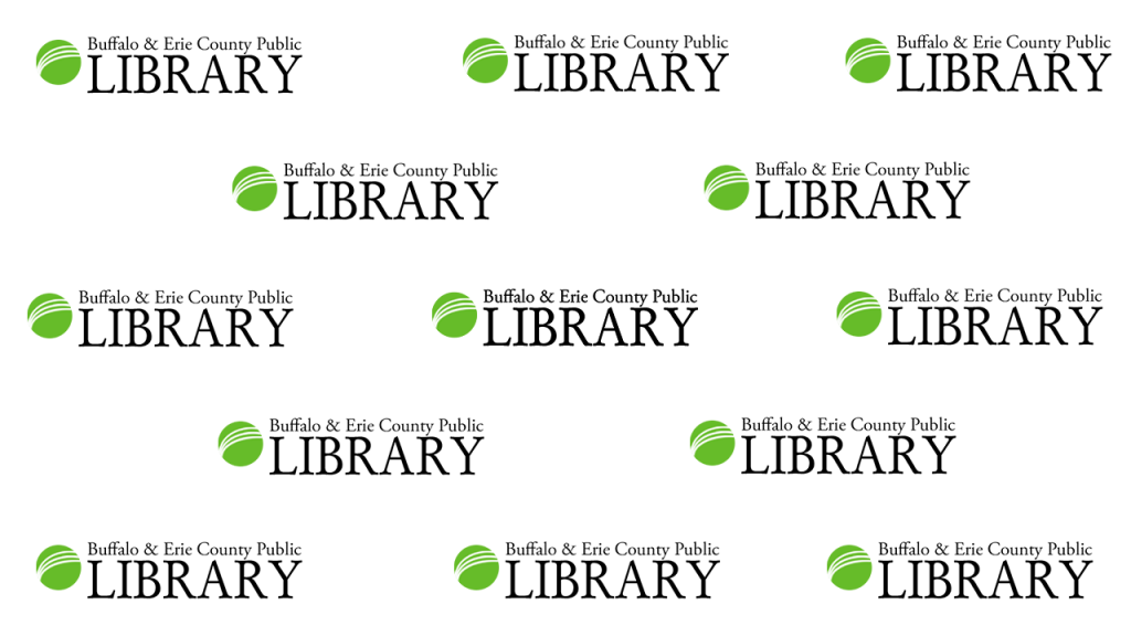 Buffalo & Erie County Public Library Background Logo