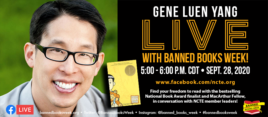 picture of Gene Luen Yang