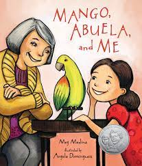 Mango Abuela & Me cover