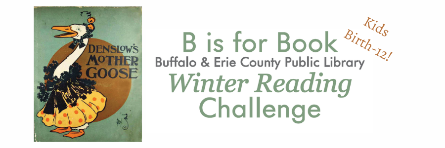 Winter Reading Contest Banner