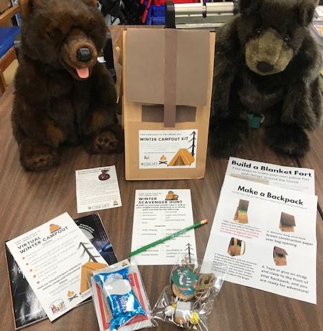 Kit with bears