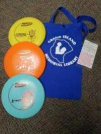 Disc Golf Kit