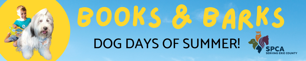 Books and Barks : Dog Days of Summer