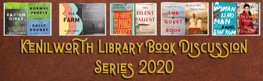 Library Book Discussion Series 2020