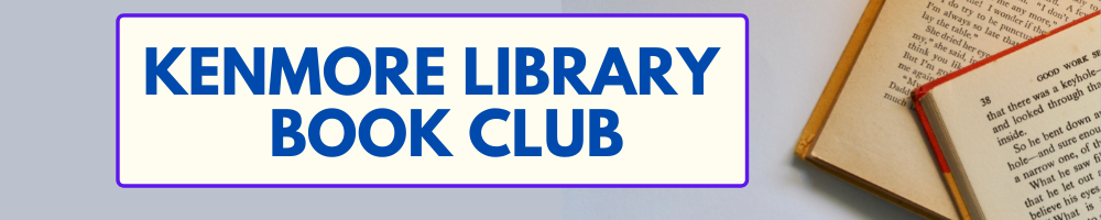 Kenmore Library Book Club