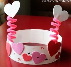 heart crown