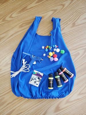 Tee Shirt Tote Bag