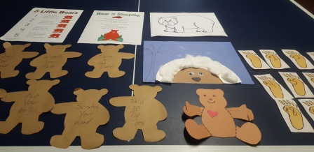 Bear craft and games