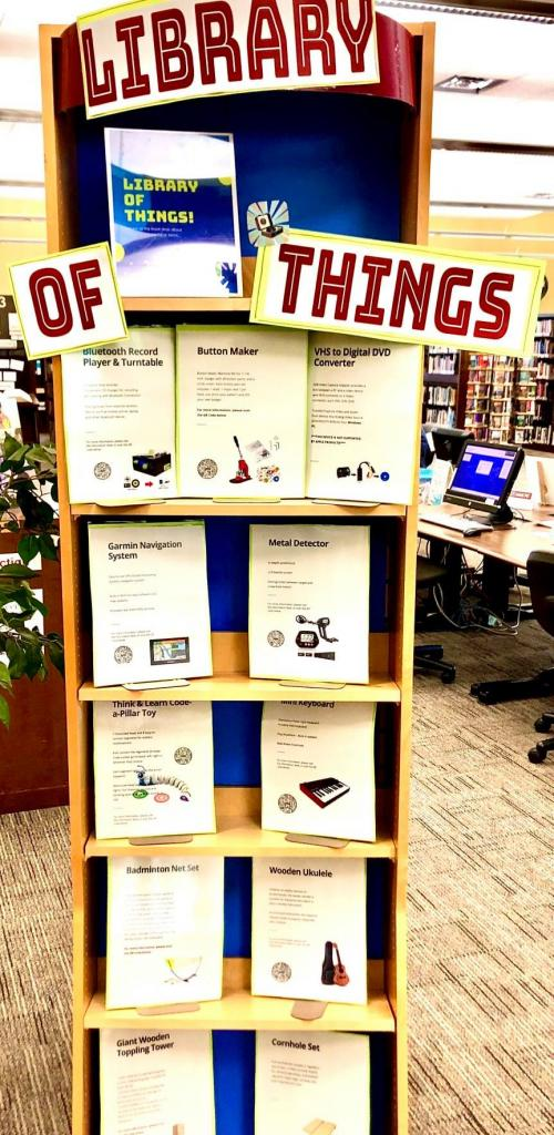 Picture of Library of Things