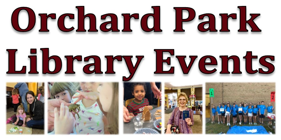 orchard park library events