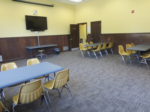 Meeting Room with a Capacity of 45