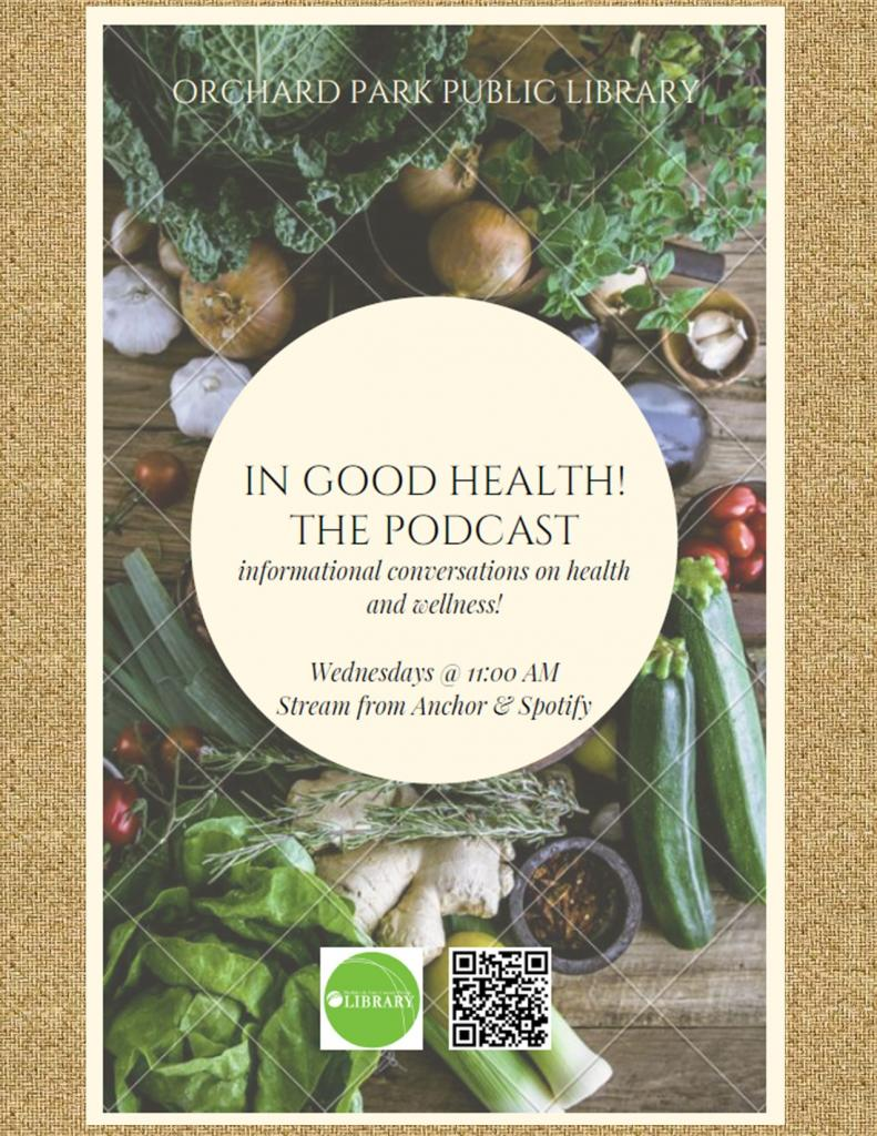in good health podcast every wednesday