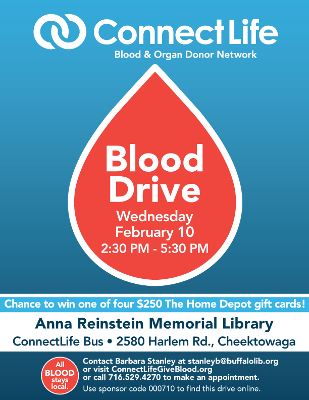 ConnectLife Blood Drive