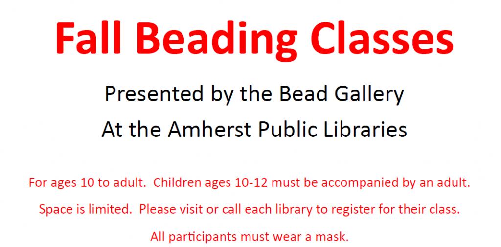 bead classes