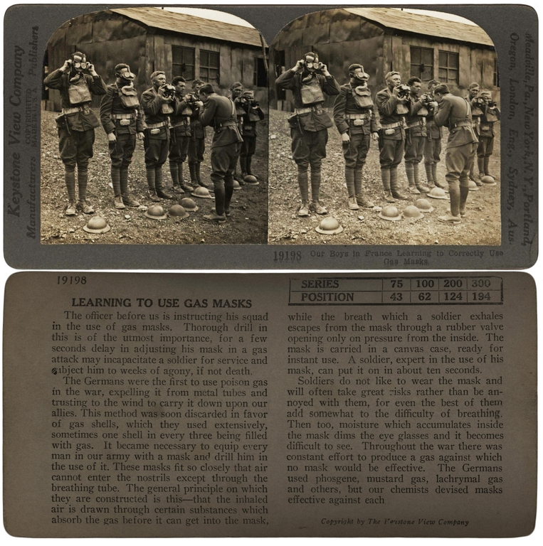 World War I Through the Stereoscope